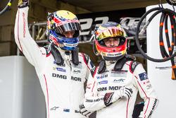 #1 Porsche Team, Porsche 919 Hybrid: Mark Webber and Timo Bernhard