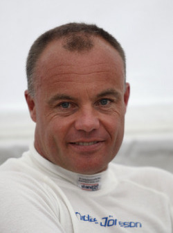 Ник Джонссон, #40 Krohn Racing Ligier JS P2 Nissan