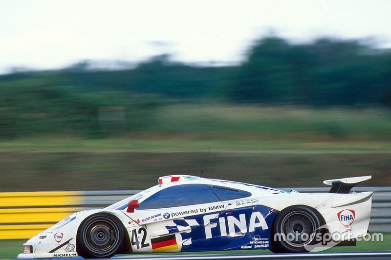 Piquet ainda teve embalo para participar por duas vezes das 24 Horas de Le Mans, o que o possibilitou conhecer as principais provas do automobilismo mundial.