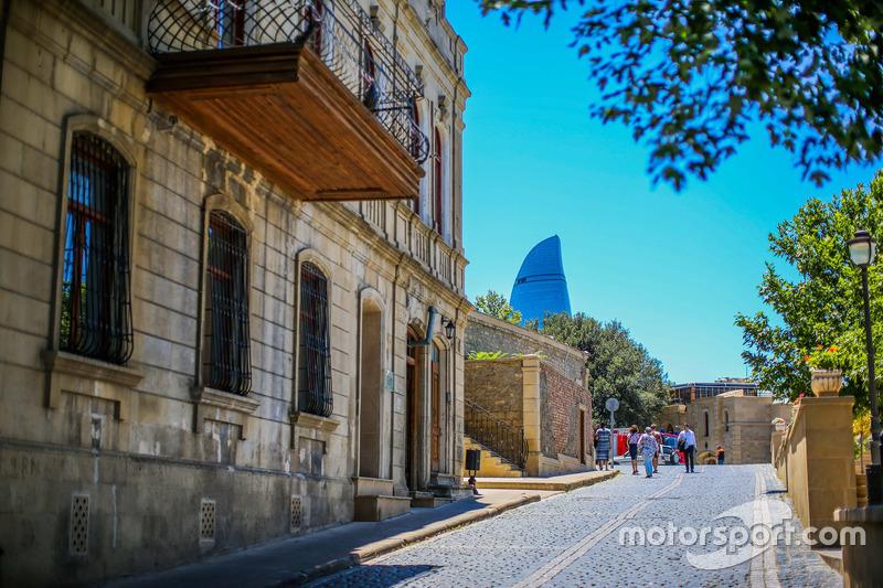 Baku, la città vecchia
