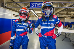 Виталий Петров, Кирилл Ладыгин, #37 SMP Racing BR01 - Nissan