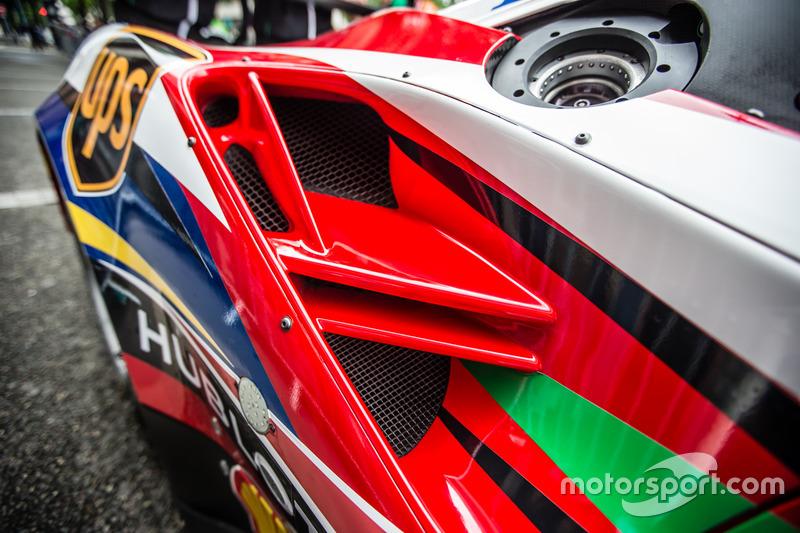 #51 AF Corse Ferrari 488 GTE detay