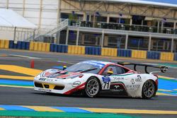 Фелипе Баррейрос, Мадс Расмуссен, #71 AF Corse Ferrari 458 Italia GT3