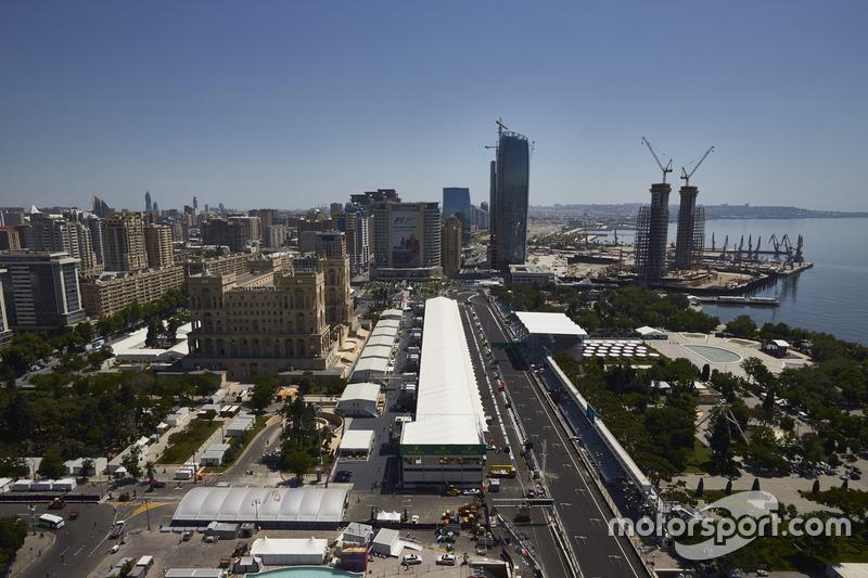 Самая многообещающая: Баку (с 2016-го)