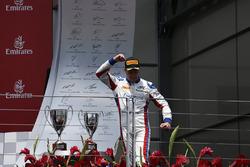 Второе место - Сергей Сироткин, ART Grand Prix