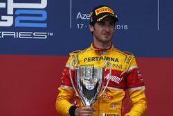 Pemenang lomba Antonio Giovinazzi, PREMA Racing
