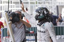 Поул-позиція, Ніко Росберг, Mercedes AMG F1