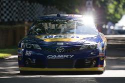 James Wood im NASCAR Toyota Camry