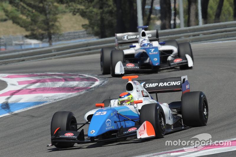 Matthieu Vaxivière, SMP Racing