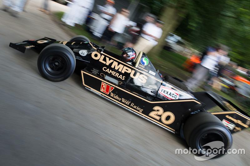 Wolf-Cosworth WR7 - Rudolf Rami