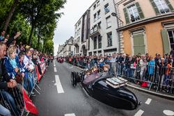 Vrijdag parade