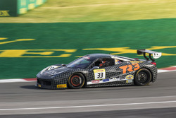 #33 The Collection Ferrari 458: Arthur Romanelli