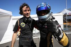 Tweede plaats Roy Nissany, Lotus