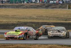 Jonatan Castellano, Castellano Power Team Dodge, Emiliano Spataro, Trotta Competicion Dodge, Leonel Pernia, Las Toscas Racing Chevrolet