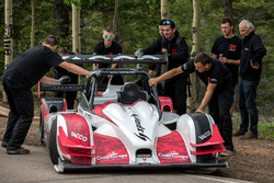 #30 Norma M20 RD Limited team after the qualifying session