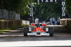 Frank Lyons im McLaren-Cosworth M26