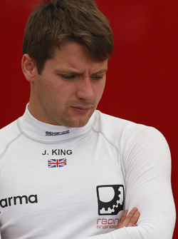 Jordan King, Racing Engineering