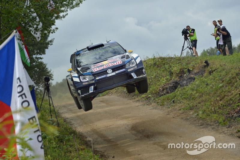 Андреас Миккельсен и Андерс Егер, Volkswagen Motorsport