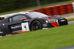 #4 Belgian Audi Club Team WRT Audi R8 LMS Ultra: Dries Vanthoor, Nico Mテシller
