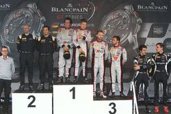 Podium: pemenang #33 Belgian Audi Club Team WRT Audi R8 LMS GT3: Enzo Ide, Christopher Mies, peringkat kedua #58 Garage 59 McLaren 650S GT3: Rob Bell, Alvaro Parente, peringkat ketiga #28 Belgian Audi Club Team WRT Audi R8 LMS Ultra: Will Stevens, Renテゥ Rast