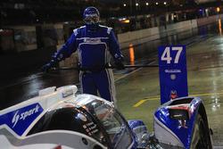 #47 KCMG, Oreca 05 Nissan: Tsugio Matsuda, Matt Howson, Richard Bradley