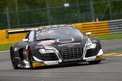 #112 Belgian Audi Club Team WRT, Audi R8: Jean-Michel Baert