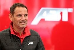 Hans - Jürgen Abt, directeur d'Abt Sportsline
