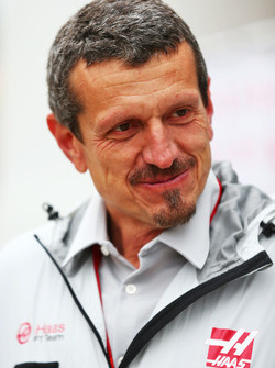 Guenther Steiner, Haas F1 Director del equipo