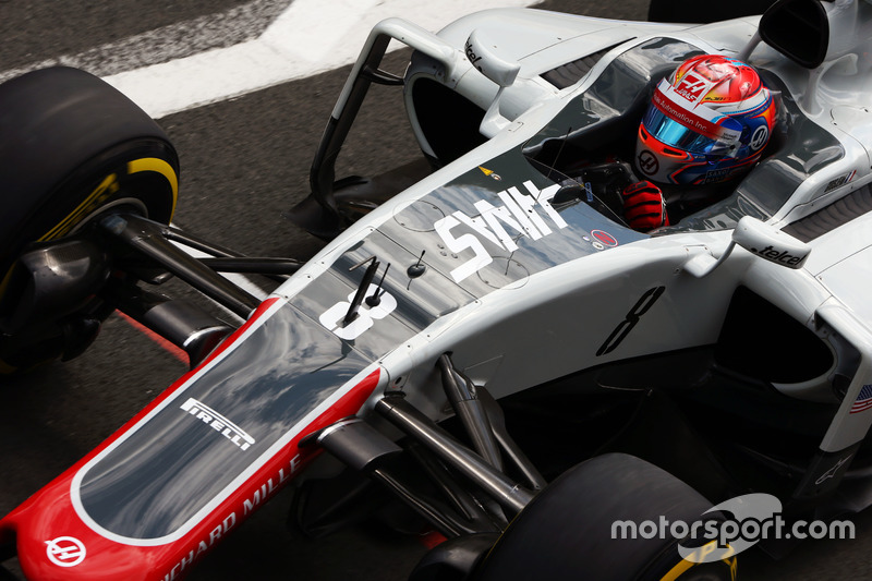 13: Romain Grosjean, Haas F1 Team VF-16