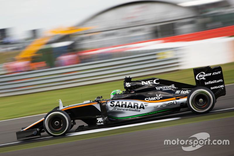 8. Nico Hülkenberg, Sahara Force India F1 VJM09