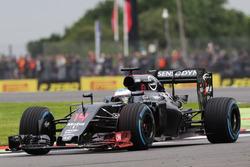 Alerón delantero de Fernando Alonso, McLaren MP4-31