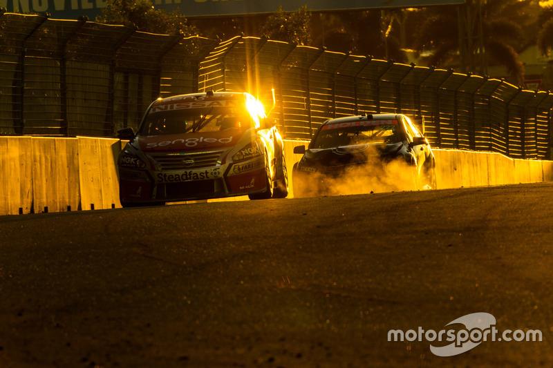 40. Rick Kelly, Nissan Motorsports