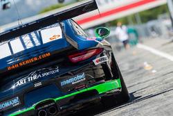 #45 Artthea Sport, Porsche 991 GT America: Klaus Werner, Nanna Gotsche, Martin Gotsche, Henry Littig