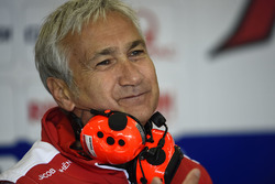 Davide Tardozzi, Ducati team manager