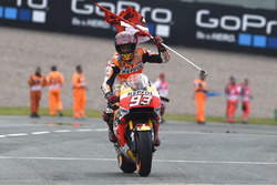 Winner Marc Marquez, Repsol Honda Team