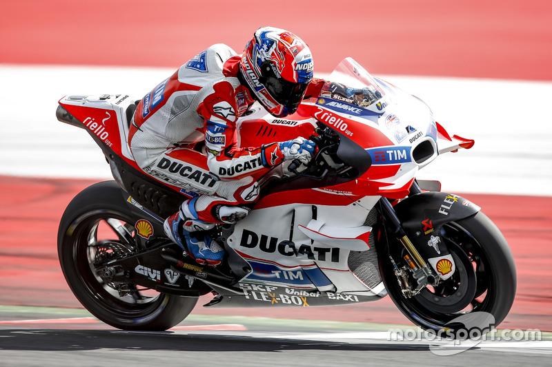 Casey Stoner, Ducati