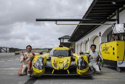 Borja Garcia and Ashraff Dewal, SPV Racing Ligier LMP3
