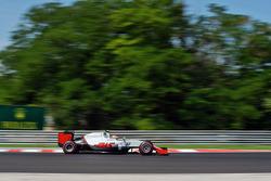 Charles Leclerc, Haas F1 Team VF-16 Piloto de pruebas