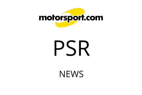 PSR Final standings 1999-11-19