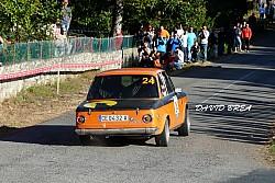 Rally de Galicia Históricos 2013