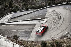 Тести Citroën C3 WRC 2017