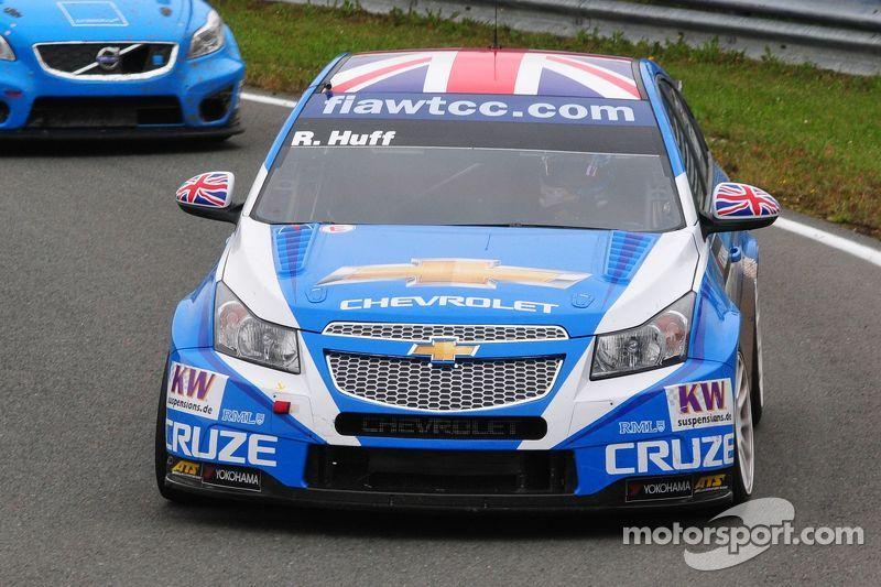 Rob Huff, Chevrolet
