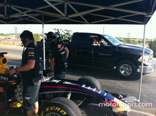 Red Bull Racing in Austin Texas USA