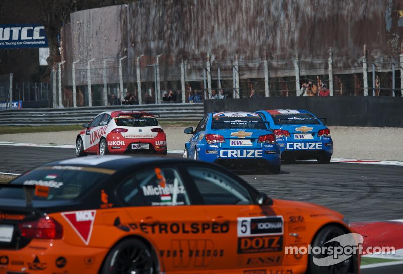 WTCC Monza 2012