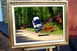 Rally Art Expoxition - 2