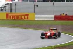 Rio Haryanto Marussia Carlin GP2 Team