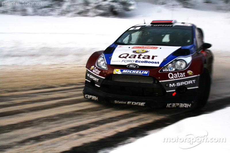 Evgeny Novikov - Ilka Minor Fiesta RS WRC