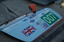 Aston Martin 007 door