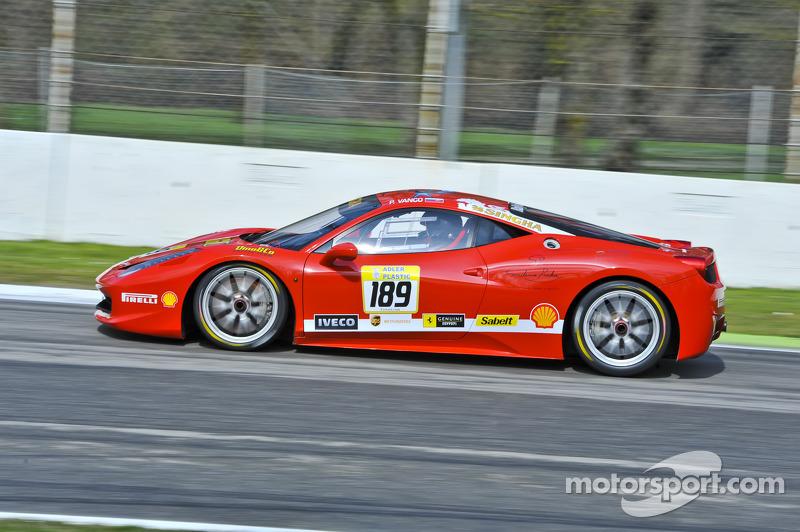 Monza 2013 - Peter Vanco - Scuderia Praha