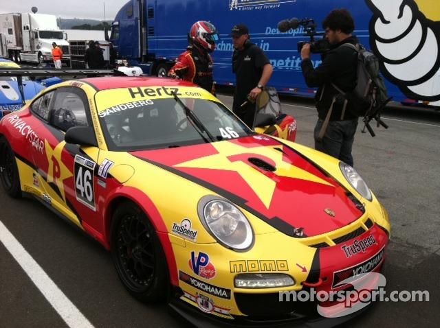 Brett Sandberg's TruSpeed Porsche